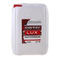 Антифриз SINTEC Lux (10кг) красный (Акция 10кг по цене 8кг)