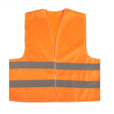 Жилет сигнальный XXXL Оранжевый