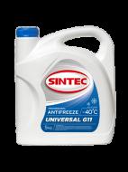 Антифриз SINTEC Universal (5кг) синий