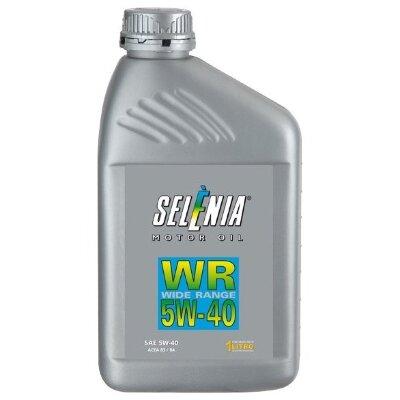 SELENIA WR 5W-40 (1л) ACEA B3, API CF Масло моторное синтетическое*20