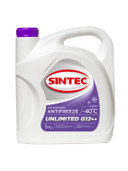 Антифриз SINTEC Unlimited (5кг) красный