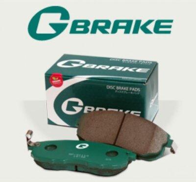 Колодки G-brake GP-02186