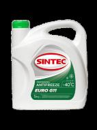 Антифриз SINTEC Евро  (5кг) зелёный