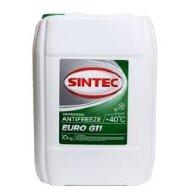 Антифриз SINTEC Евро (10кг) зелёный