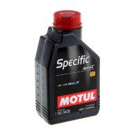Motul Specific Dexos2 5W-30 (1л) Масло моторное