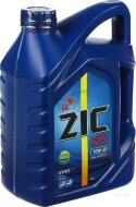 ZIC X5 10W-40 (4л) SN Масло моторное полусинтетическое  (ZIC A)