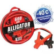 Провода пусковые Alligator BC-600 в сумке 600А (3м)