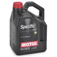 Motul Specific Dexos2 5W-30 (5л) Масло моторное