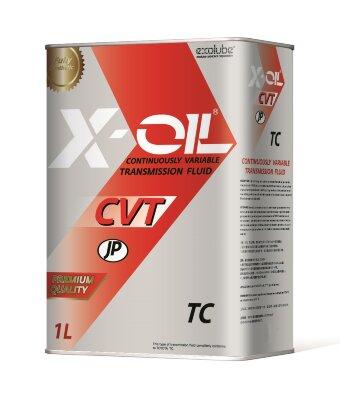 X-OIL ATF CVT TC (4л) Жидкость для вариаторов