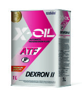X-OIL ATF DII (1л) Жидкость для АКПП