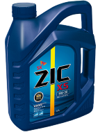 ZIC X5 5W-30 (4л) Масло моторное полусинтетическое (ZIC A)
