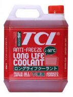 Антифриз TCL -40C (4л) Красный
