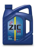 ZIC X5 5W30 (6л) Масло моторное полусинтетическое (ZIC A)