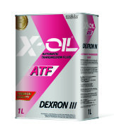 X-OIL ATF DIII (1л) Жидкость для АКПП