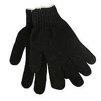 Перчатки  Х/Б 5-нитка (10/400) чёрный