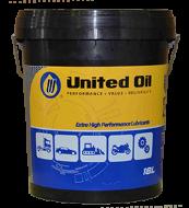 UNITED HYDRO D600 PLUS 5W-40 (18л) CI-4/SL Масло моторное полусинтетическое