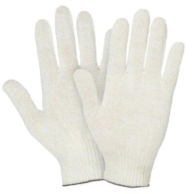 Перчатки 10 класс (3)   ХБ Белые