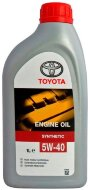 TOYOTA Engine Oil 5W-40 (1л) Масло моторное    0888080376GO