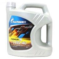 Газпромнефть Premium 10W40 (4л) Масло моторное полусинтетическое