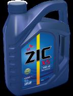 ZIC X5 Diesel 10W40 (4л) Масло моторное полусинтетическое