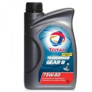 TOTAL TRANS GEAR 8 75W-80 (1л) Масло трансмиссионное