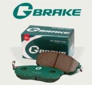 Колодки G-brake GP-02274