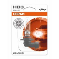 "Лампа авто ""Osram"" HB3 12V 60W P20d ORIGINAL LINE кач-во ориг. з/ч (OEM)  9005-01B"