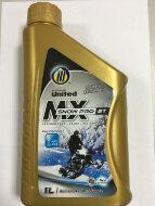 UNITED MX 2T SNOW PRO (АКЦИЯ! 5+1) Масло моторное для снегоходов