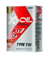 X-OIL ATF T-IV (1л) Жидкость для АКПП