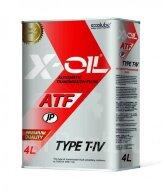 X-OIL ATF T-IV (4л) Жидкость для АКПП