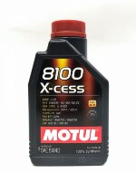 Motul Авто 8100 X-cess 5W-40 (1л) Масло моторное