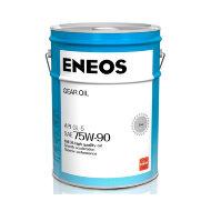 Розлив: ENEOS Gear GL-5 75W-90 (20л) Масло трансмиссионное