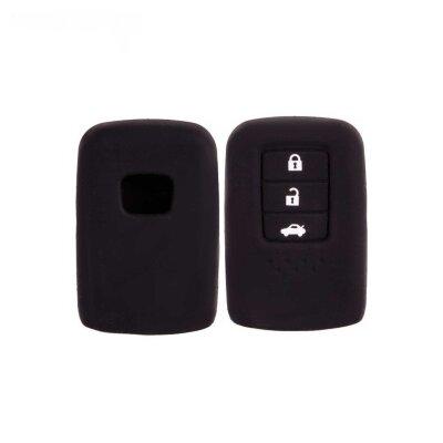 Чехол на ключ автомоб. SKYWAY силиконовый Honda Accord (3 кнопки)