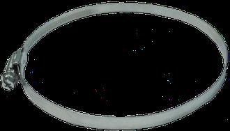Хомут металлический 60-80мм Труд