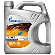 Газпромнефть Super 10W40 (4л) Масло моторное полусинтетическое