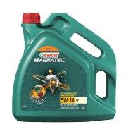 CASTROL Magnatec AP 5W30 DUALOCK (4л) Масло моторное синтетическое