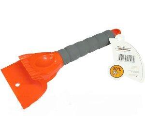Скребок для льда мягкая ручка 47072