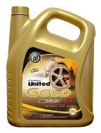 UNITED GOLD VX 5W-30  (4л) Масло моторное синтетическое