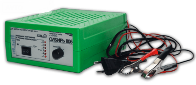 Зарядное устройство Green Star Сибирь-806 (0,4-6A)  6V-12V