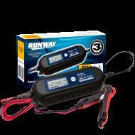 RR105 Умное зарядное устройство для аккумуляторов Smart car charger (6/12В; ток 1А/4А)