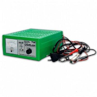 Зарядное устройство Green Star Сибирь-809 (0,8-6A)  12V
