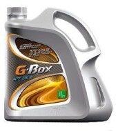 Газпромнефть-СМ G-Box Expert ATF DX III (4л) Масло трансмиссионное