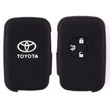 Чехол на ключ автомоб. SKYWAY силиконовый Toyota (Yaris/Rav4)