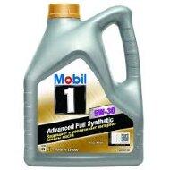Mobil 1 FS 5W30 (4л) Масло моторное синтетическое