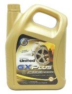 UNITED GX PLUS 5W-30 (4л) SN Масло моторное полусинтетическое