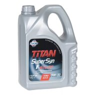TITAN Supersyn 5W-30 (4л) Масло моторное синтетическое