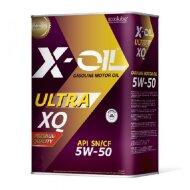 X-OIL Ultra XQ 5W-50 (1л) SN/CF Масло моторное синтетическое