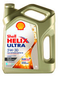SHELL ULTRA ECT 5W-30 (4л) Масло моторное