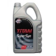 TITAN Supersyn 5W-40 (1л) Масло моторное синтетическое