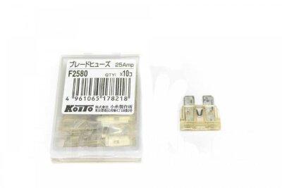 Предохранители Koito F2580 (25A)